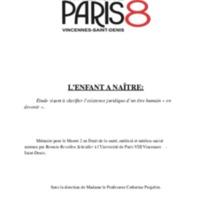 Mémoire sur _ Le devenir de l'enfant à naître. _ (PDF) #25C4.pdf